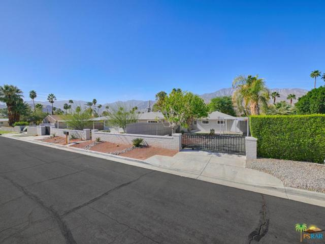 677 S Mountain View Drive, Palm Springs, CA 92264 (#18310340PS) :: Paris and Connor MacIvor