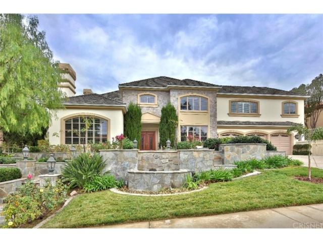 5524 Amber Circle, Calabasas, CA 91302 (#SR18035279) :: Golden Palm Properties