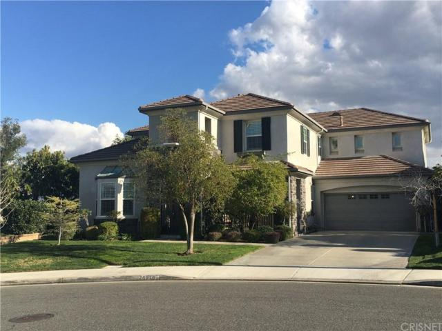 26916 Pebble Ridge Place, Valencia, CA 91381 (#SR18035972) :: Paris and Connor MacIvor