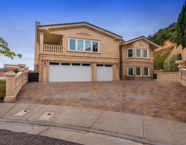 3337 Stephens Circle, Glendale, CA 91208 (#318000601) :: Golden Palm Properties