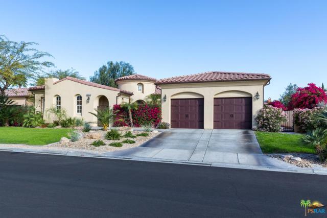 69751 Camino Pacifico, Rancho Mirage, CA 92270 (#18314140PS) :: The Fineman Suarez Team