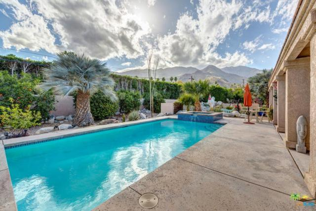 495 W Santa Elena Road, Palm Springs, CA 92262 (#18313676PS) :: The Fineman Suarez Team