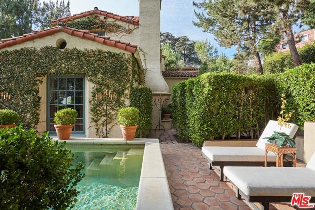 1563 Sunset Plaza Drive, Los Angeles (City), CA 90069 (#18313282) :: Golden Palm Properties