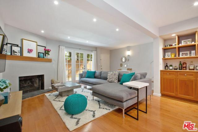 944 Palm Avenue #5, West Hollywood, CA 90069 (#18313182) :: Golden Palm Properties