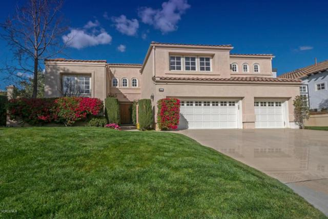 267 High Meadow Street, Simi Valley, CA 93065 (#218001794) :: California Lifestyles Realty Group