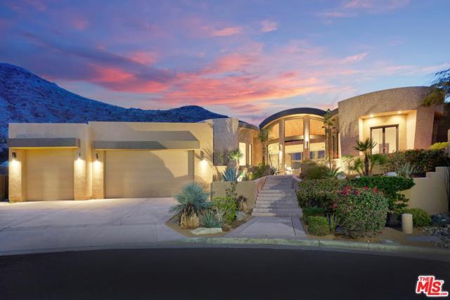 20 Rockcrest Drive, Rancho Mirage, CA 92270 (#18313416) :: The Fineman Suarez Team