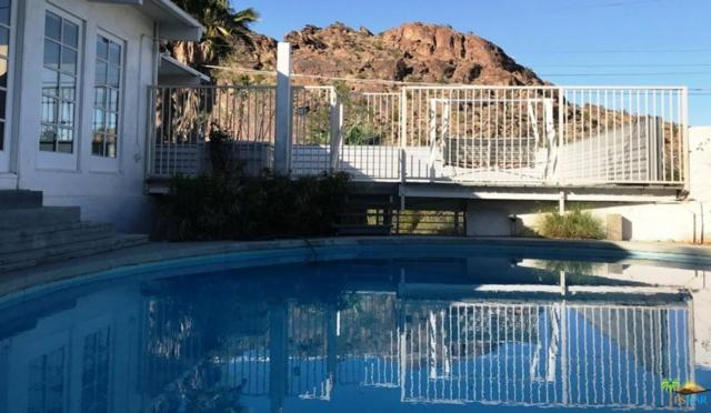 350 Ridge Road, Palm Springs, CA 92264 (#18313758PS) :: TruLine Realty