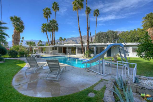 212 Cerritos Drive, Palm Springs, CA 92262 (#18313076PS) :: TruLine Realty