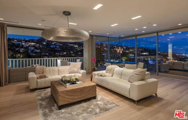 9255 Doheny Road #1805, West Hollywood, CA 90069 (#18314654) :: Golden Palm Properties