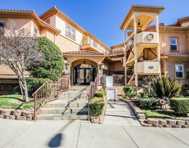 4110 La Crescenta Avenue #110, Glendale, CA 91214 (#318000554) :: The Fineman Suarez Team