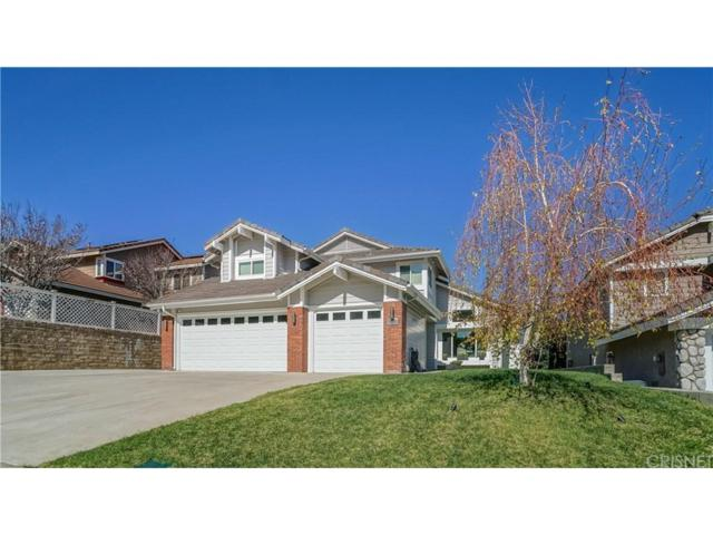 28671 Cloverleaf Place, Castaic, CA 91384 (#SR18037918) :: Paris and Connor MacIvor
