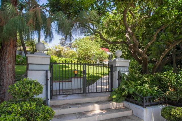 2463 Ridgeway Road, San Marino, CA 91108 (#818000728) :: Golden Palm Properties