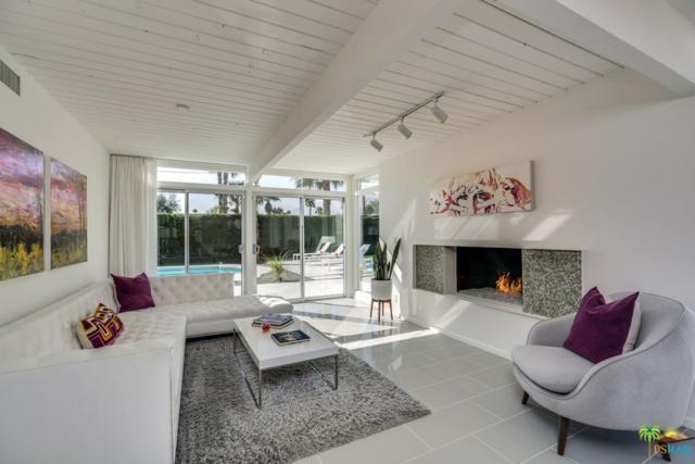 439 E Racquet Club Road, Palm Springs, CA 92262 (#18314394PS) :: Golden Palm Properties