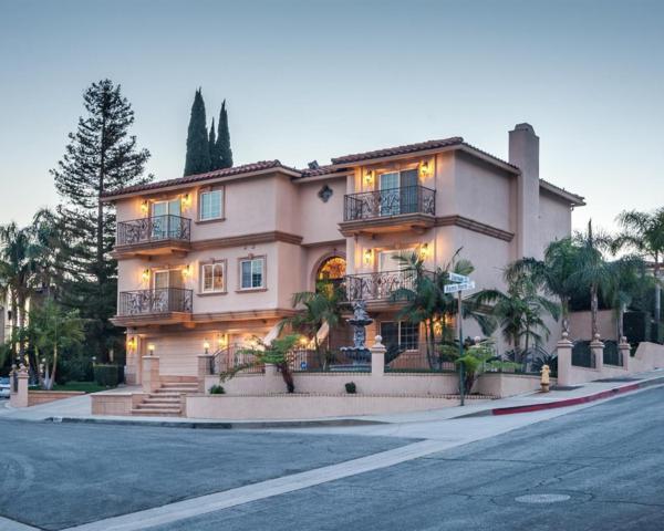 1903 Rams Horn Court, Glendale, CA 91207 (#318000598) :: Golden Palm Properties