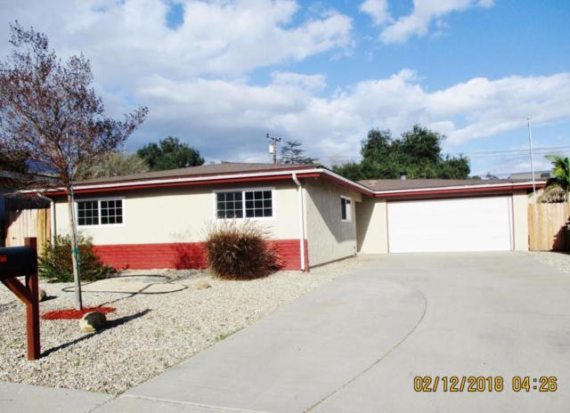 751 Ernest Drive, Santa Paula, CA 93060 (#218001851) :: California Lifestyles Realty Group