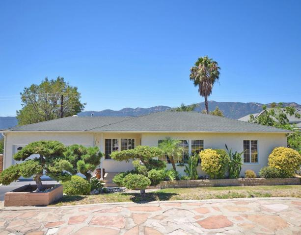 3116 Pontiac Street, La Crescenta, CA 91214 (#318000630) :: The Fineman Suarez Team