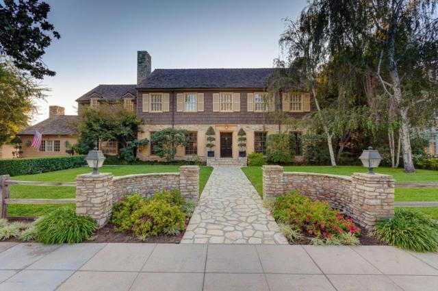 1351 Bedford Road, San Marino, CA 91108 (#818000740) :: Golden Palm Properties
