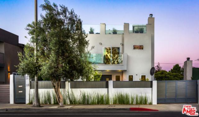 1336 N Fairfax Avenue, West Hollywood, CA 90046 (#18314916) :: Golden Palm Properties