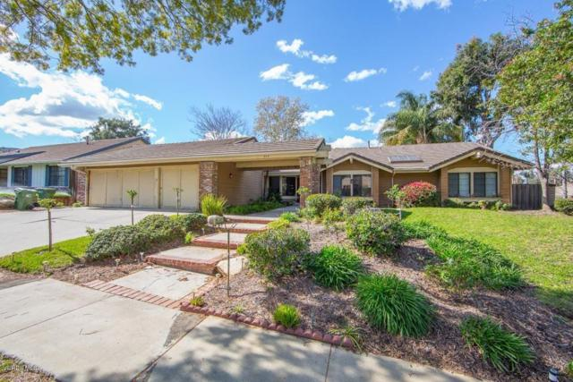 399 Oldstone Court, Simi Valley, CA 93065 (#218001892) :: California Lifestyles Realty Group
