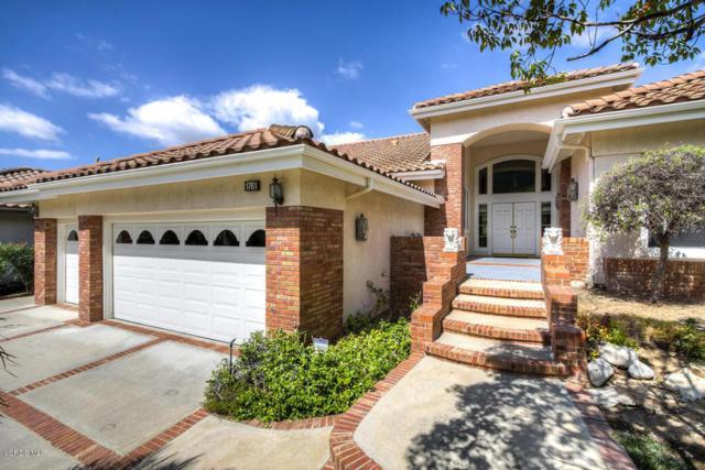 1761 Crystal View Circle, Newbury Park, CA 91320 (#218001901) :: California Lifestyles Realty Group