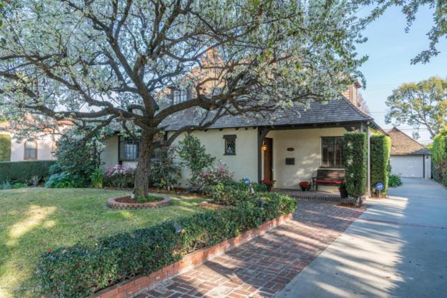1060 Darby Road, San Marino, CA 91108 (#818000754) :: Golden Palm Properties
