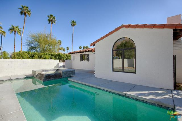514 S Calle Encilia, Palm Springs, CA 92264 (#18314982PS) :: The Fineman Suarez Team