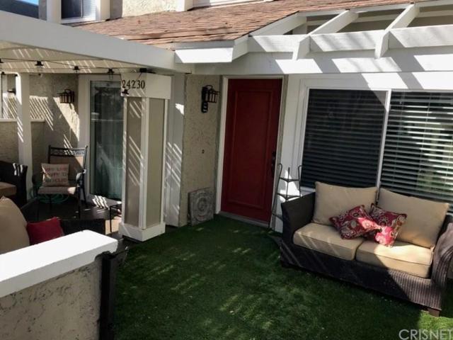24230 Lema Drive, Valencia, CA 91355 (#SR18039821) :: Paris and Connor MacIvor
