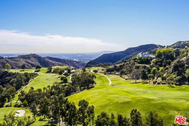 2121 Ridge Drive, Los Angeles (City), CA 90049 (#18315376) :: Golden Palm Properties