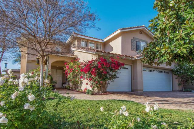 3287 Olivegrove Place, Thousand Oaks, CA 91362 (#218001932) :: Golden Palm Properties