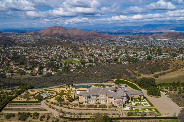 2800 White Stallion Road, Thousand Oaks, CA 91361 (#218001939) :: Golden Palm Properties