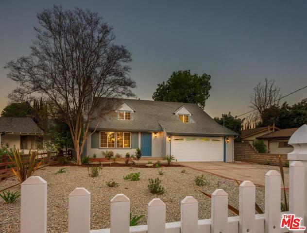 5950 Donna Avenue, Tarzana, CA 91356 (#18315336) :: Golden Palm Properties