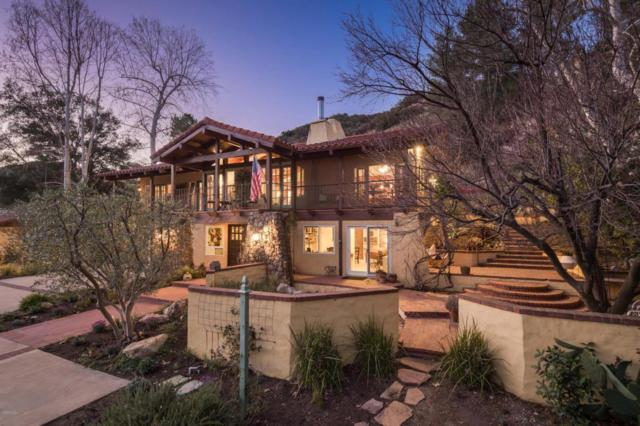 31475 Lobo Canyon Road, Agoura Hills, CA 91301 (#218001956) :: Golden Palm Properties