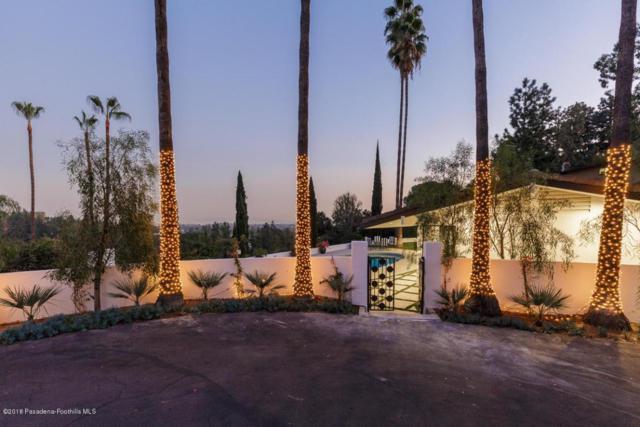 260 Patrician Way, Pasadena, CA 91105 (#818000778) :: Golden Palm Properties