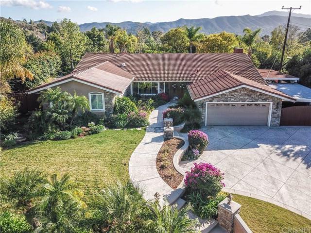 660 Camino Rojo, Thousand Oaks, CA 91360 (#SR18040551) :: Golden Palm Properties