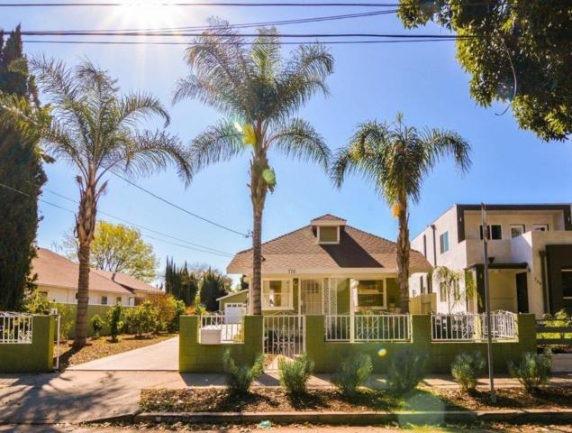 770 Merrett Drive, Pasadena, CA 91104 (#318000678) :: TruLine Realty