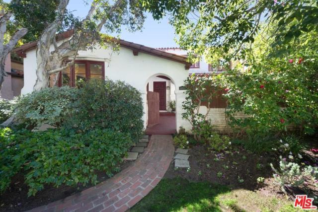 979 S Carmelina Avenue, Los Angeles (City), CA 90049 (#18316036) :: Golden Palm Properties