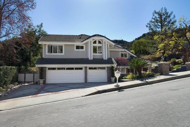 1424 Rutherford Drive, Pasadena, CA 91103 (#818000799) :: Golden Palm Properties