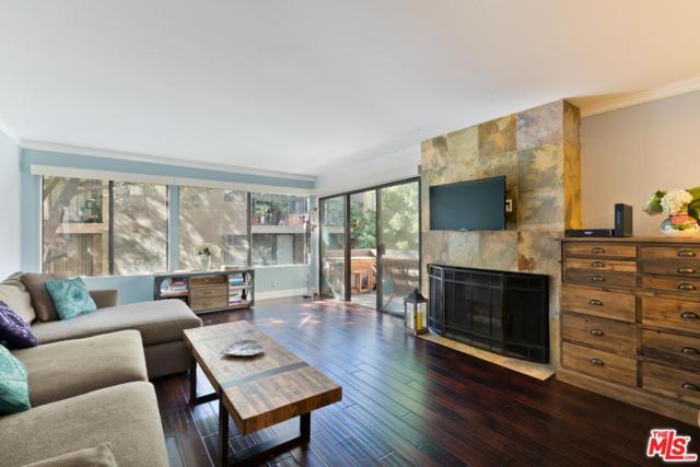 950 N Kings Road #260, West Hollywood, CA 90069 (#18316066) :: Golden Palm Properties