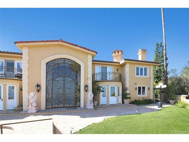 18255 Karen Drive, Tarzana, CA 91356 (#SR18041005) :: Golden Palm Properties