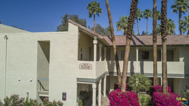 450 E Vista Chino #2023, Palm Springs, CA 92262 (#18316018PS) :: Golden Palm Properties