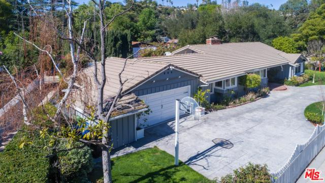 3969 Woodfield Drive, Sherman Oaks, CA 91403 (#18316120) :: Golden Palm Properties