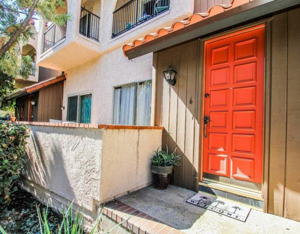 1711 Grismer Avenue #6, Burbank, CA 91504 (#318000680) :: The Real Estate Offices of Talbot and Watson