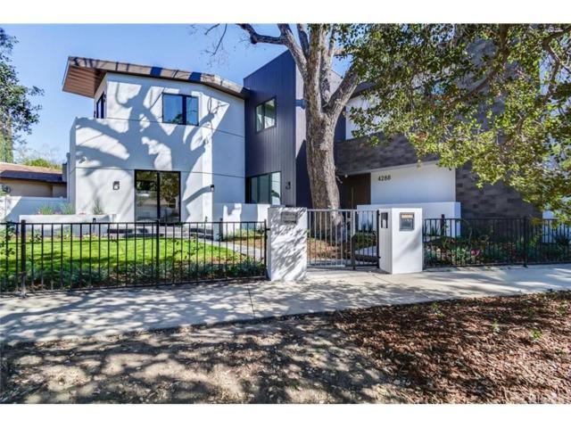 4288 Bakman Avenue, Studio City, CA 91602 (#SR18039092) :: Golden Palm Properties