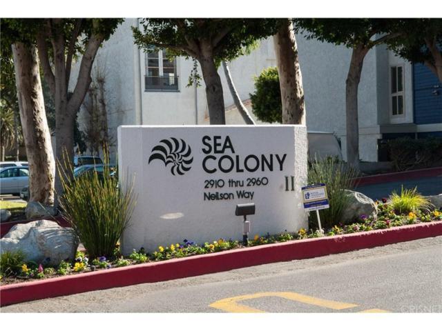 2940 Neilson Way #209, Santa Monica, CA 90405 (#SR18039179) :: Golden Palm Properties