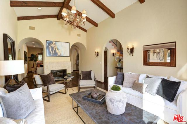 11445 Waterford Street, Los Angeles (City), CA 90049 (#18316252) :: Golden Palm Properties