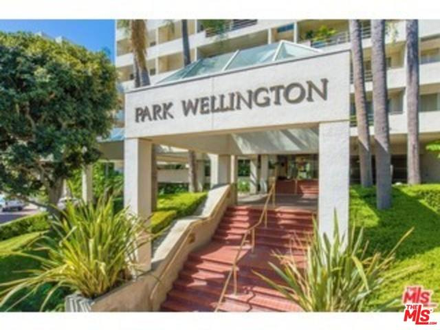 1131 Alta Loma Road #232, West Hollywood, CA 90069 (#18314978) :: Golden Palm Properties