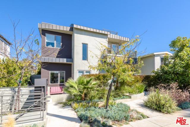 811 19TH Street #1, Santa Monica, CA 90403 (#18315892) :: Golden Palm Properties