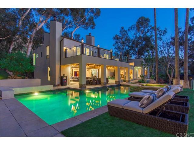 3216 Serra Road, Malibu, CA 90265 (#SR18041634) :: Golden Palm Properties