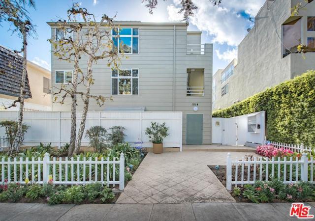 1014 9TH Street #4, Santa Monica, CA 90403 (#18316364) :: Golden Palm Properties