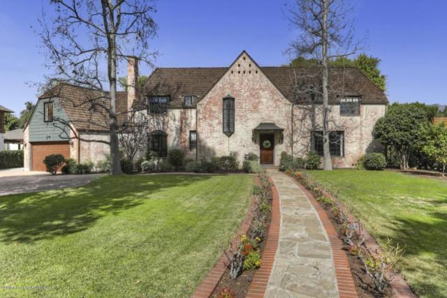 548 Vallombrosa Drive, Pasadena, CA 91107 (#818000817) :: Golden Palm Properties